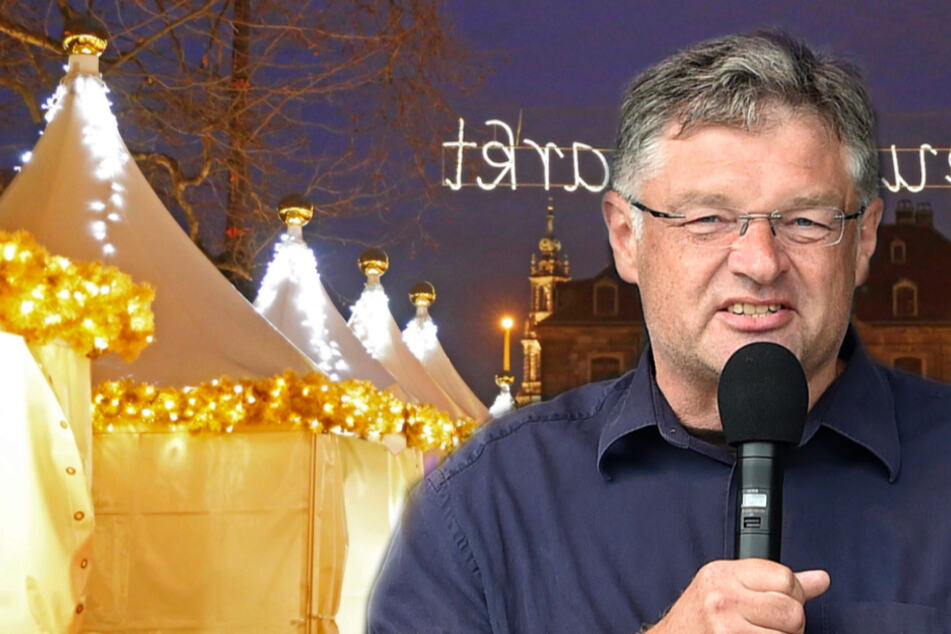 Weihnachtmärkte: Stadtrat Zastrow fordert Zuschüsse, Unternehmer Zastrow würde mit kassieren