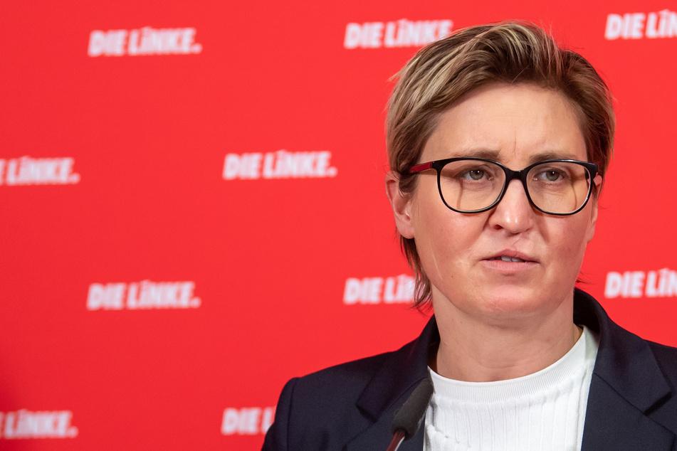 Linken-Chefin Hennig-Wellsow will Bundeswehr abziehen, doch weiß nicht von wo