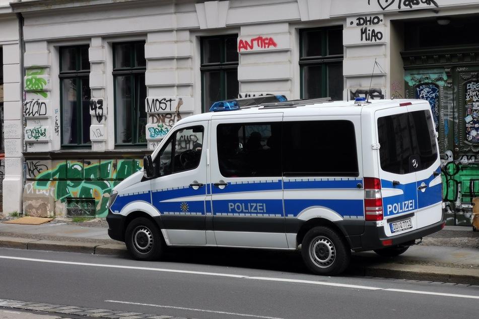 Eine Wohnung und ein Laden in Leipzig-Connewitz waren im Visier der LKA-Beamten.