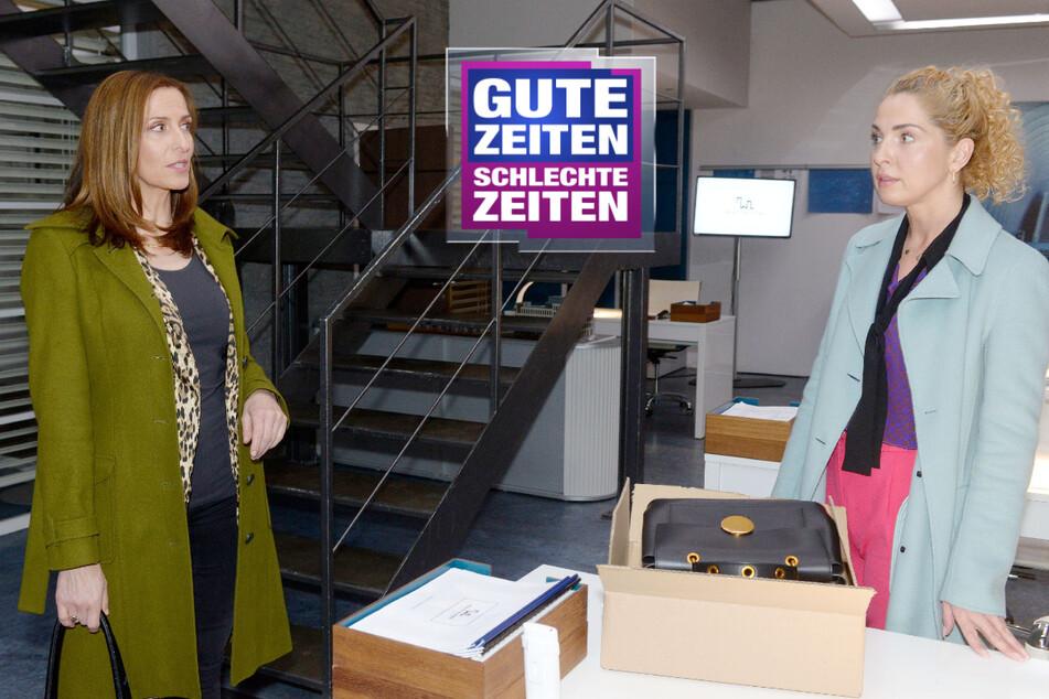 """GZSZ: Landet GZSZ-Nina wieder im Knast? """"Irgendjemand packt aus"""""""