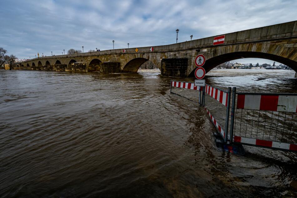 Aufatmen in Bayern: Die Hochwasserlage entspannt sich langsam