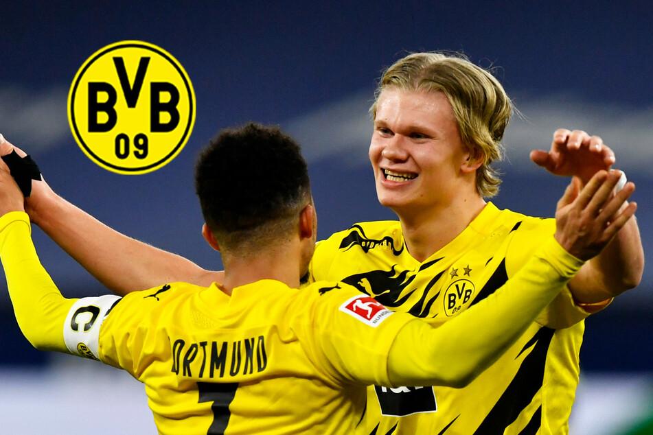 "Haaland bleibt bei Dortmund! BVB-Star will seinen Vertrag ""respektieren"""