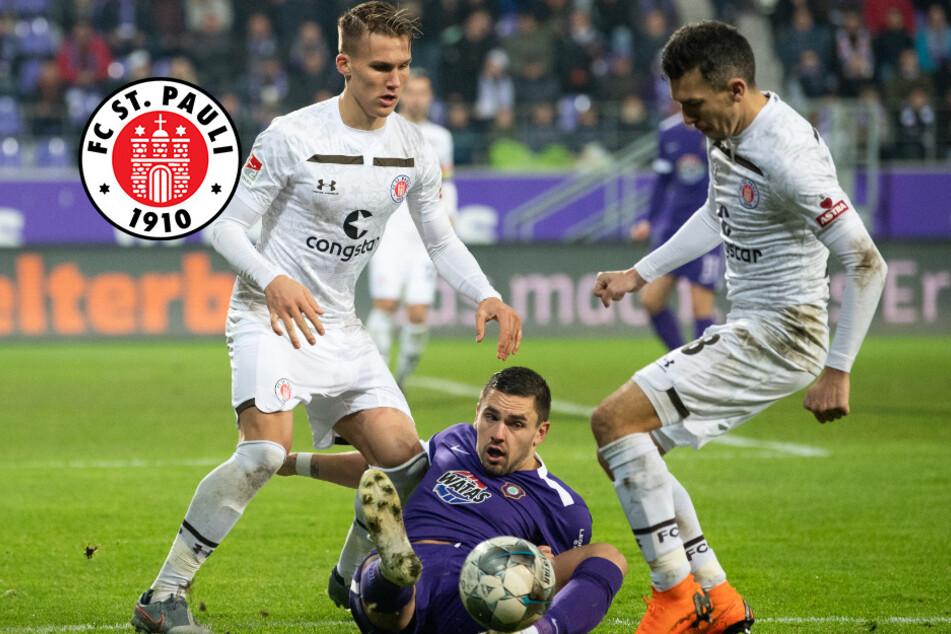St. Pauli will Heimsieg gegen Angstgegner Aue!
