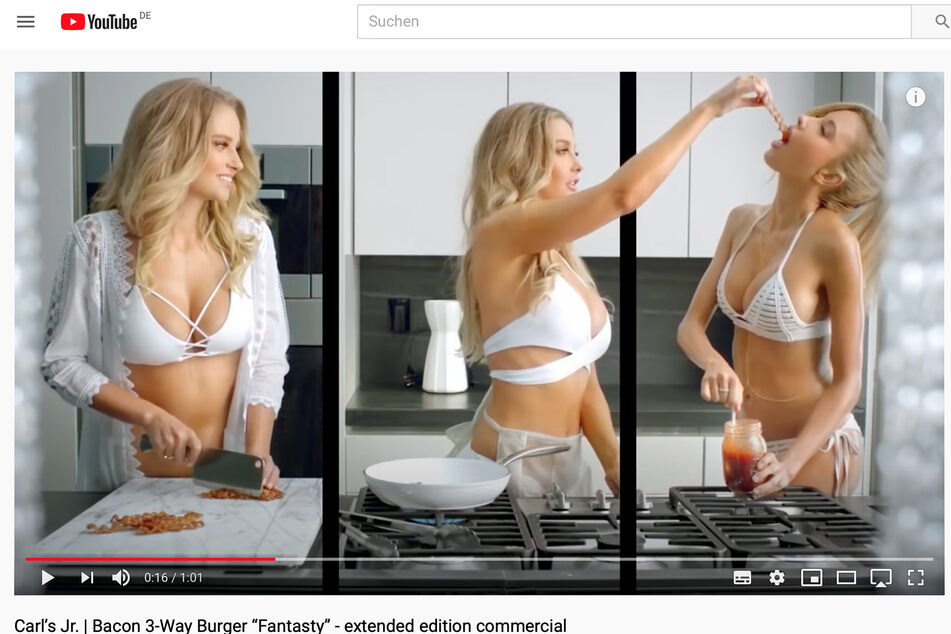 Dieses Werbevideo war Emily Sears (35) Durchbruch.