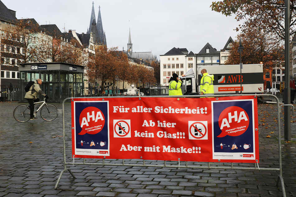 Unglaubliche Zustände: Köln feiert das Nicht-Feiern an Karneval