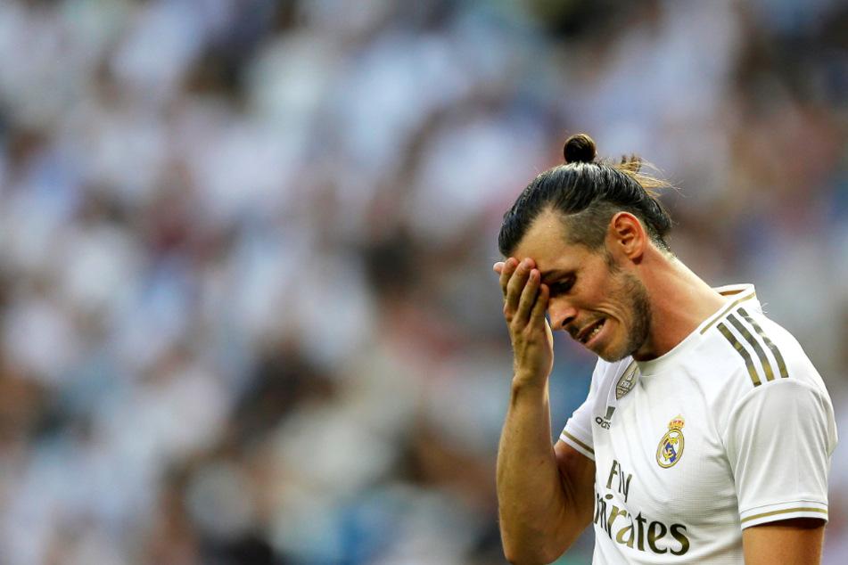Bale sorgt für nächsten Eklat: Real-Star stellt sich bei Madrids Spiel schlafend!