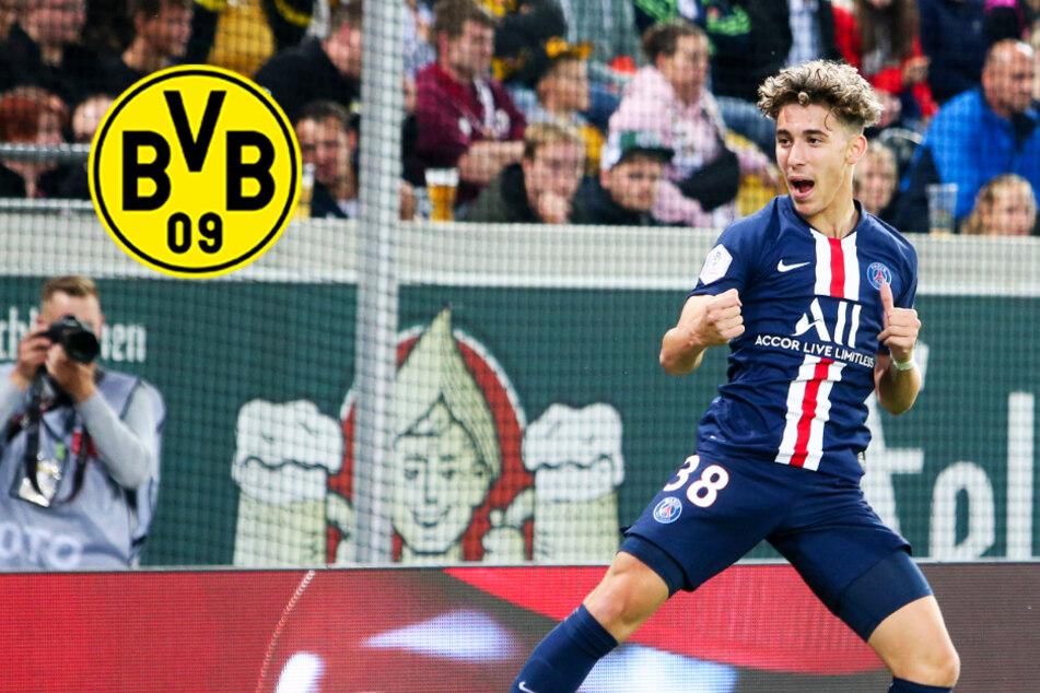 BVB an PSG-Juwelen interessiert? Dortmund soll 2 Youngsters auf der Liste haben