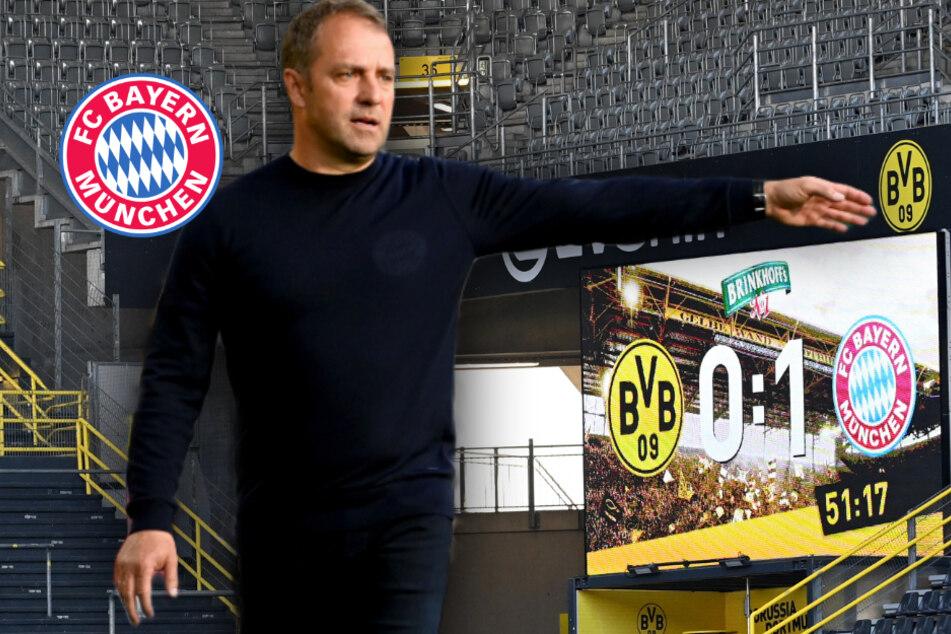 """FC Bayern schlägt Dortmund: """"Hier und Jetzt ist entscheidend"""""""