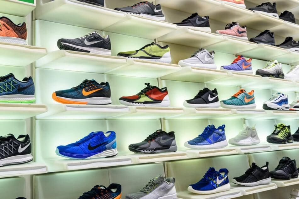 """Jedes Jahr ein neues paar Sneaker für umsonst: Wer würde da """"Nein"""" sagen? (Symbolbild)"""