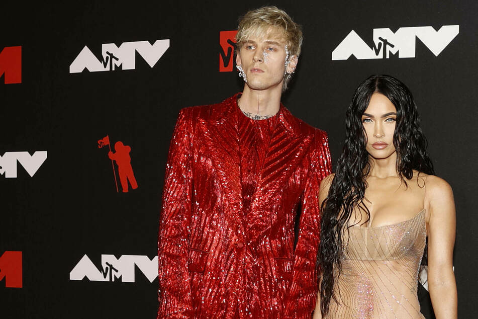 """""""Whatever you say, Daddy"""": Megan Fox reveals whose idea her spicy VMA dress was"""