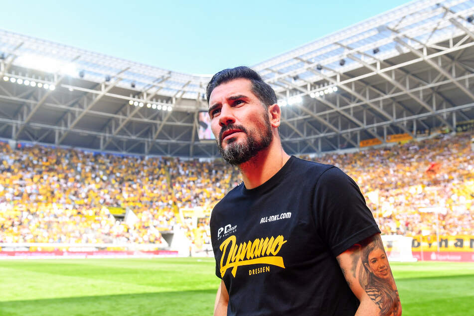 Cristian Fiel (41) spielte von 2010 bis 2015 bei Dynamo Dresden, übernahm nach seinem Karriereende erst die U19, dann die U17 und coachte von Ende August 2018 bis Anfang Dezember 2019 auch die SGD-Profis.