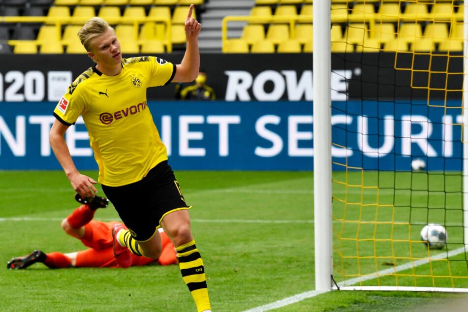 Der BVB braucht neben Erling Braut Haaland einen weiteren Mittelstürmer für die kommende Saison voller englischer Wochen.