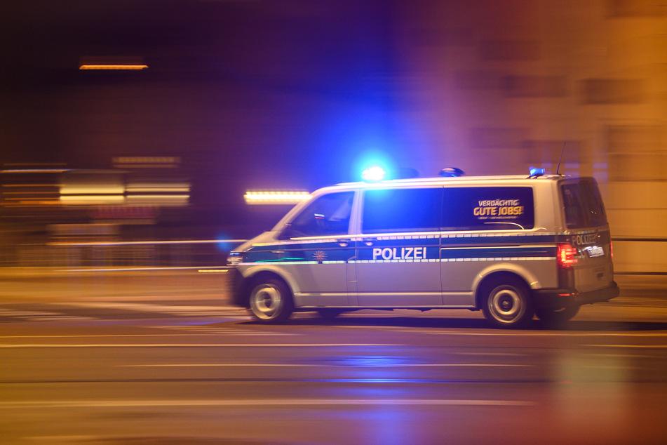 Die Einsatzkräfte der Polizeiinspektion Dessau-Roßlau nahmen den Tatverdächtigen vorläufig fest. (Symbolbild)