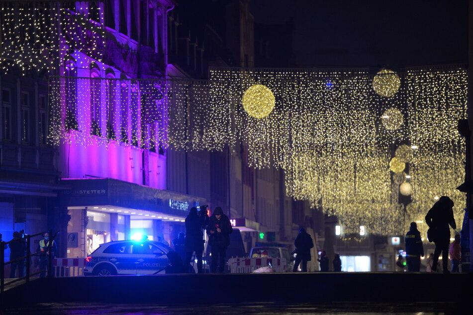 Die weihnachtlich dekorierte Innenstadt vor Trier wurde am Dienstag zum Schauplatz eines furchtbaren Unglücks.