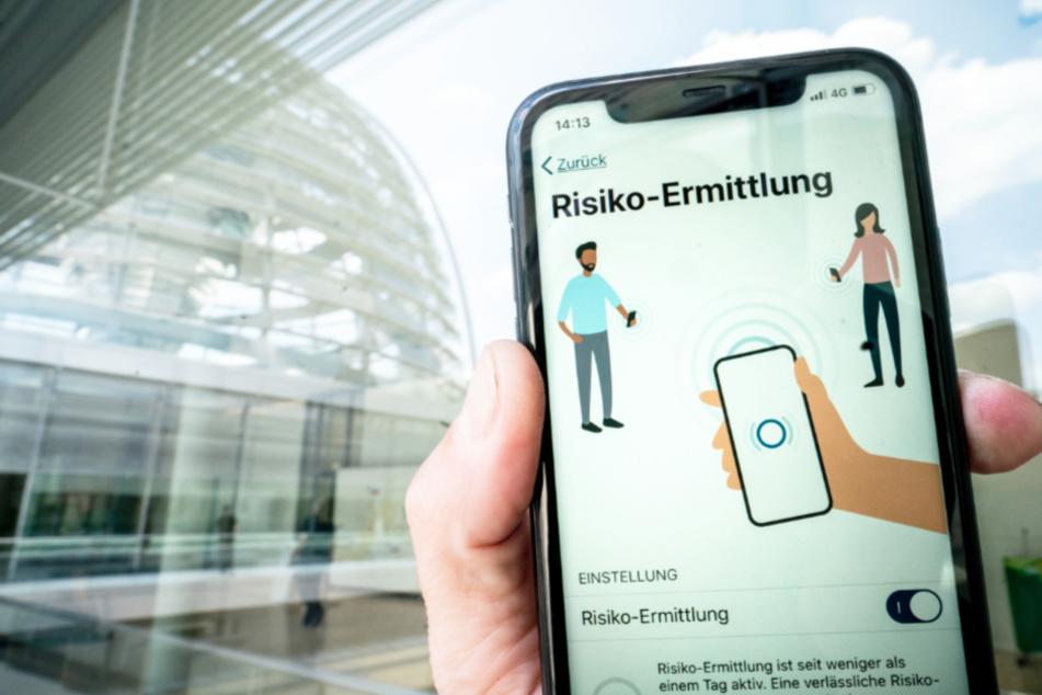 Die Corona-Warn-App für Deutschland wurde seit Dienstag 6 Millionen Mal heruntergeladen.