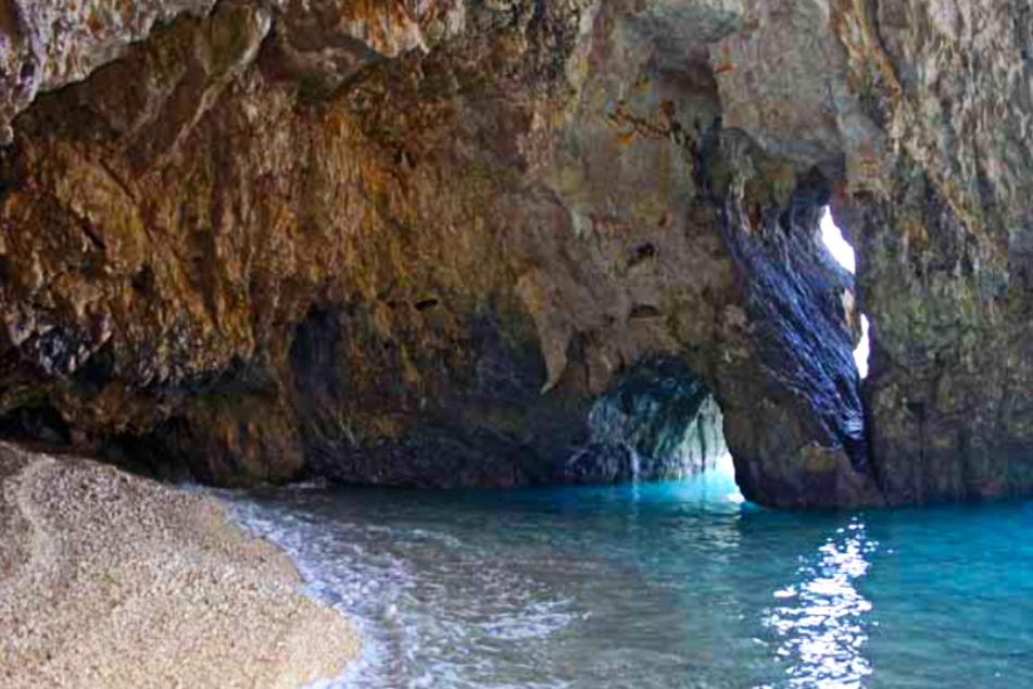 Auf dieser Insel gibt es eine geheime Bucht, die Ihr unbedingt sehen solltet