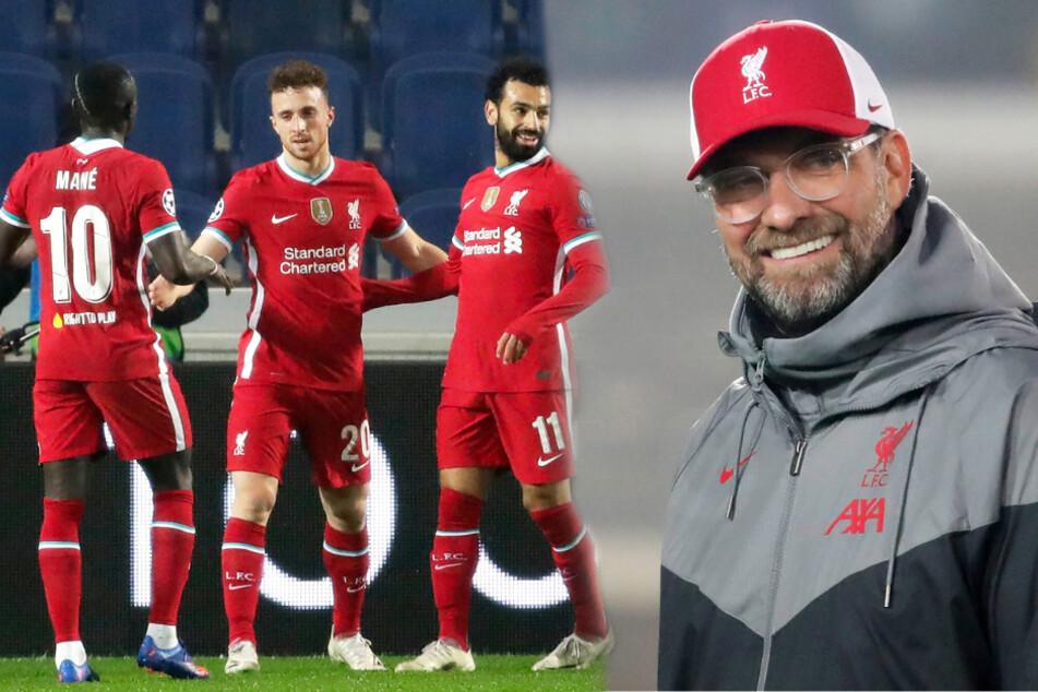Klopp und Liverpool fegen Bergamo weg!