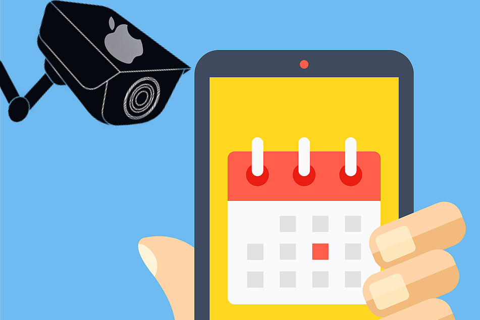 Apple's proposed CSAM client-side photo scans could lead to a dystopian surveillance state (stock images).