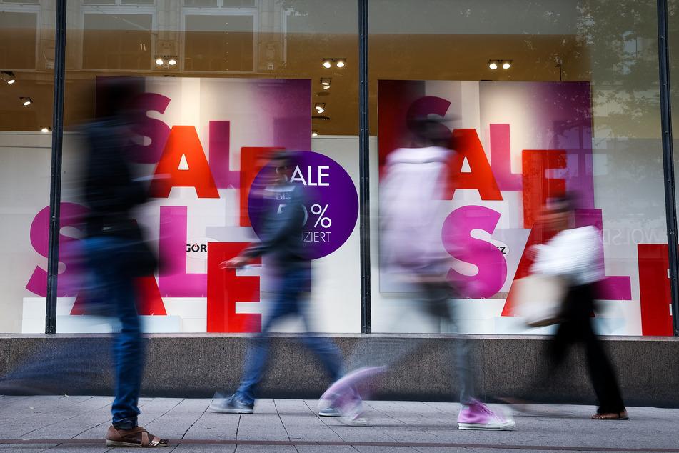 Die deutsche Wirtschaft erholt sich nach dem coronabedingten Absturz im Frühjar.