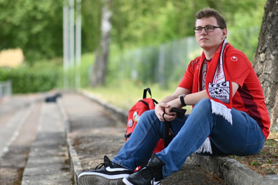 Einziger Ultra von Sechstligist ist bis in die Bundesliga bekannt