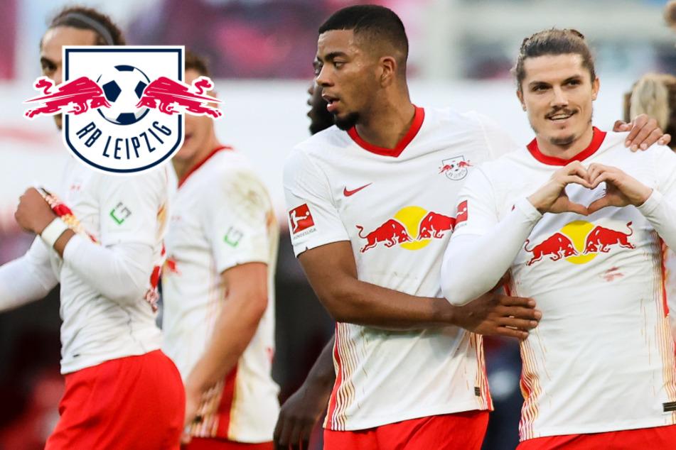RB Leipzig bestätigt: Henrichs bleibt noch lange ein Bulle!