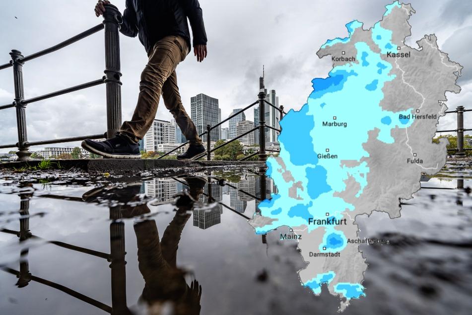 Nach trübem Wochenbeginn Besserung in Sicht: Das Hessen-Wetter bis Freitag