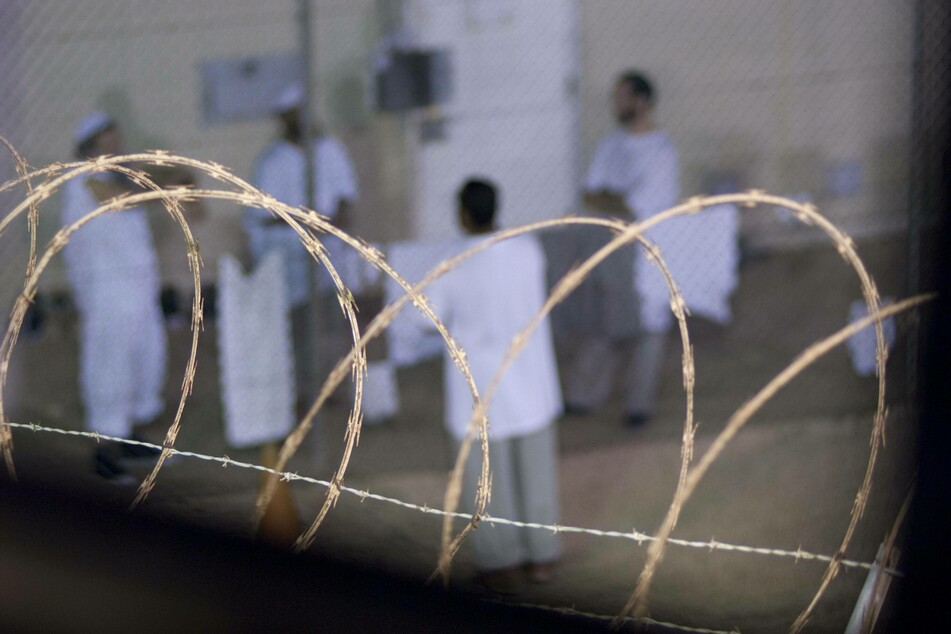 The Guantanamo Bay detention camp was established in 2002 under George W. Bush.