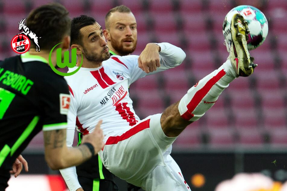 1. FC Köln hält gegen Wolfsburg gegen und holt einen Punkt