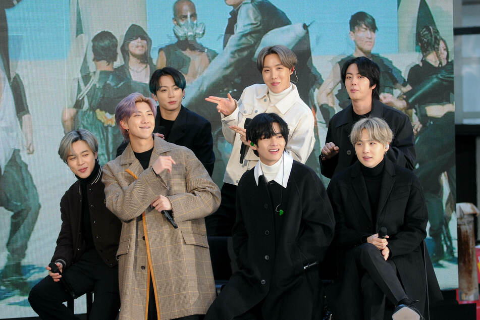 BTS breaks multiple Guinness World Records with their latest single!