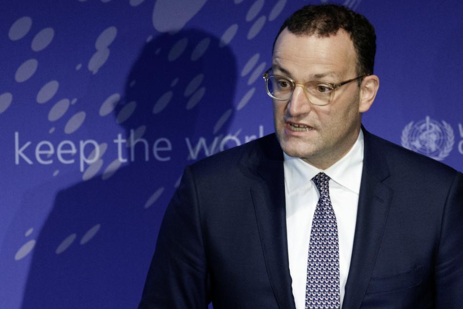 Jens Spahn (41, CDU) wirbt erneut fürs Impfen.