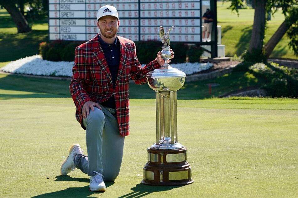 Golfprofi Daniel Berger (27).