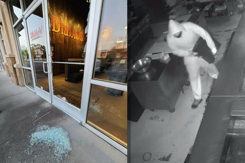 Irre Reaktion: Restaurantbesitzer bietet Einbrecher einen Job an!