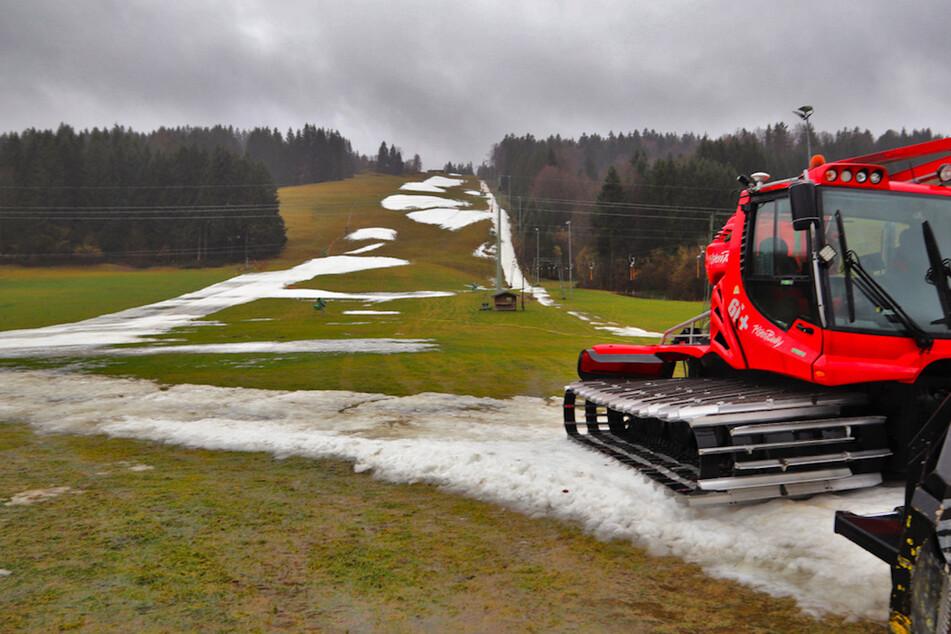 Kein Schnee, dafür Corona: Skisaison bleibt trotzdem stabil