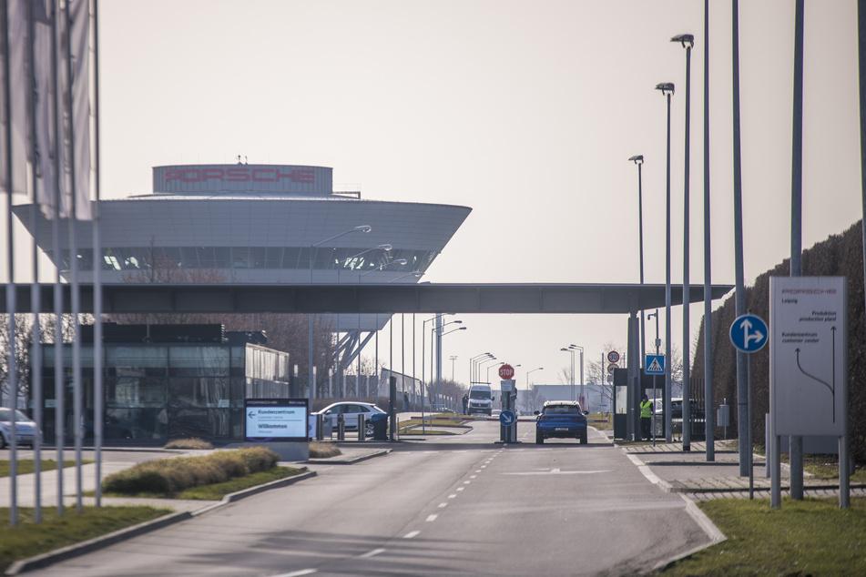 Nach Corona-Ausbruch: Schnelltests auf Porsche-Baustelle in Leipzig