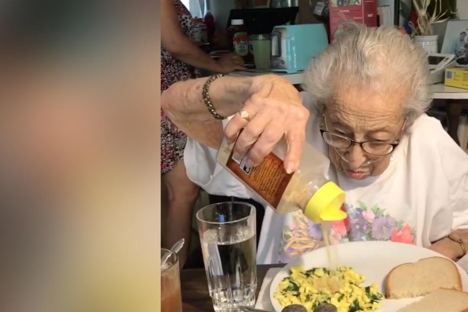 Oma (89) verrät ihr verrücktes Geheimnis für ein langes Leben