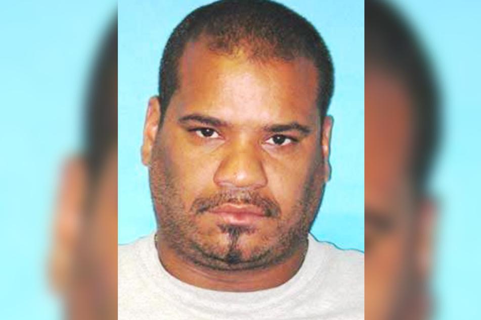 """Mayson Armando Ortiz-Vazquez (†45) war am Freitagmorgen offenbar """"wild tobend"""" unterwegs."""
