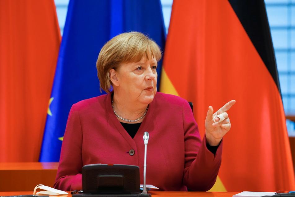 Kanzlerin Angela Merkel (66, CDU) und die Ministerpräsidenten der Länder wollen am 27. Mai über das weitere Vorgehen bei den Corona-Impfungen beraten.