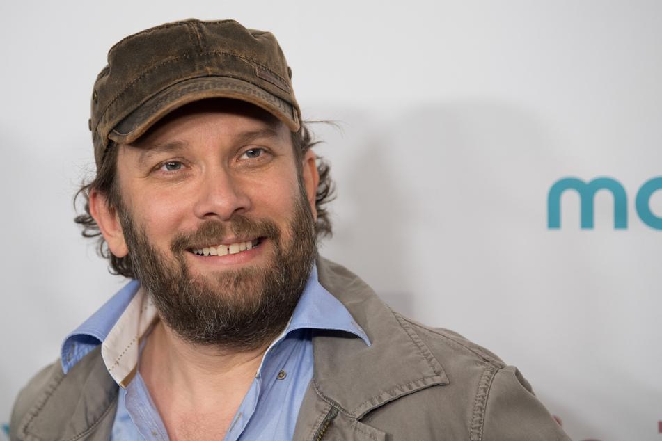 "Christian Ulmen bei der Premiere der zweiten Staffel ""jerks"" (Foto: Soeren Stache/dpa)."