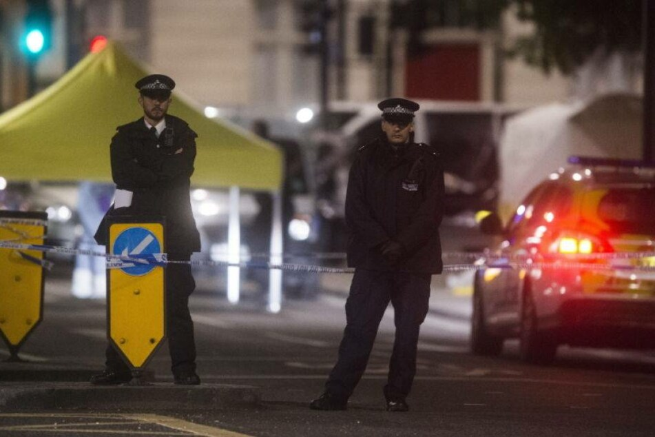 Messerattacke in London: 1 Toter, mehrere Verletzte