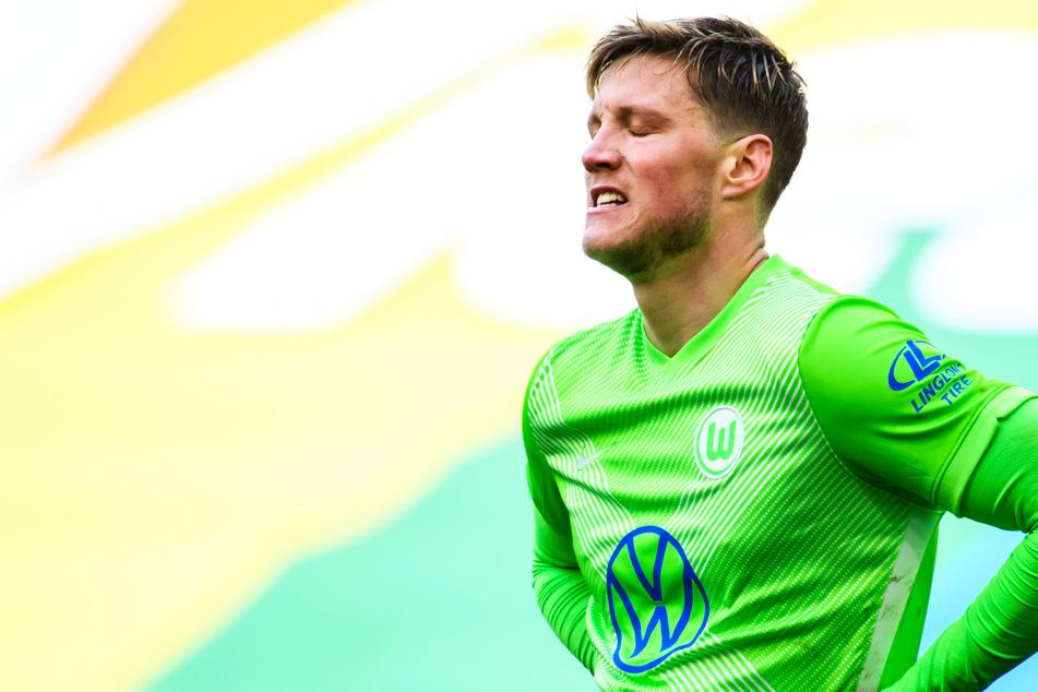 Wolfsburgs Stürmer Wout Weghorst (28) erklärte sich nach seinem umstrittenen Auftritt im ZDF-Sportstudio.