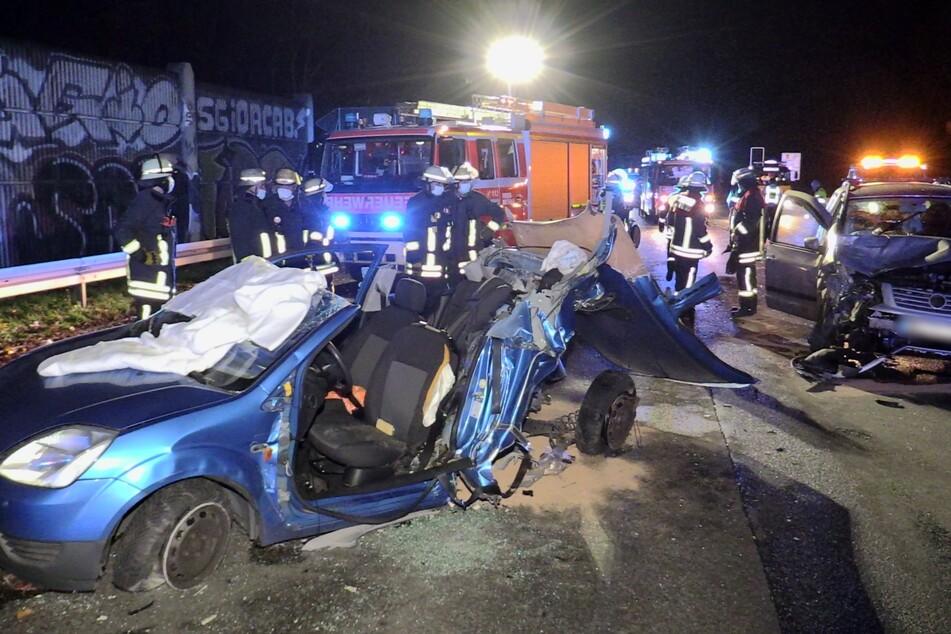 Schwerer Unfall auf der A46: War eine Panne die Ursache?