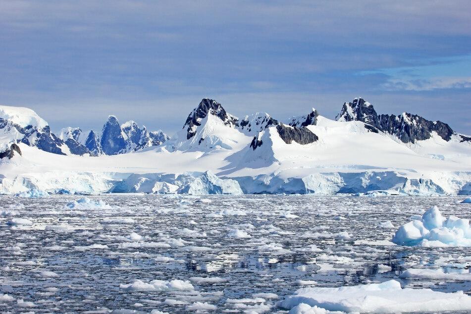 Antarctic Peninsula.