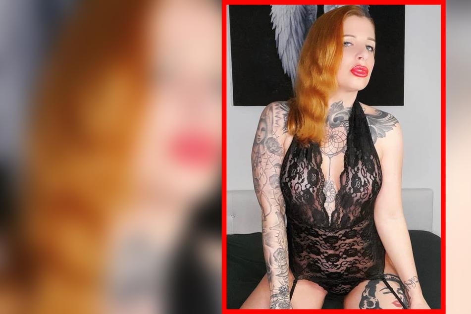 Süßer Störenfried platzt in Erotik-Shooting von Samy Fox