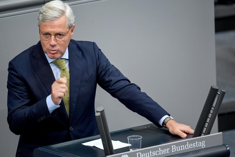 Norbert Röttgen (CDU), Vorsitzender des Auswärtigen Ausschusses.