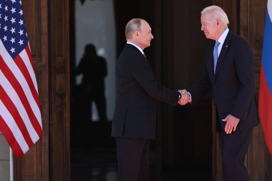 """""""We were speaking the same language"""": Biden and Putin meet in first presidential summit"""