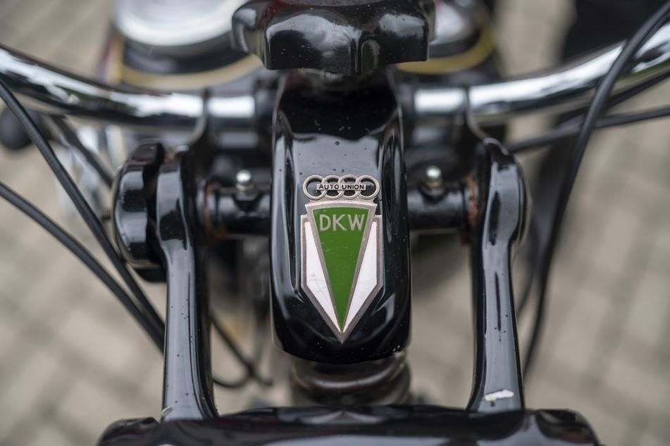 Aus der Auto Union-/DKW-Motorradfertigung wurde in der DDR die MZ.