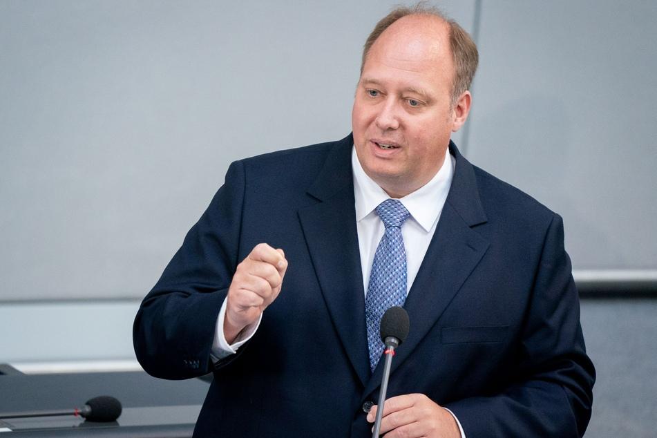 Helge Braun (CDU), Chef des Bundeskanzleramts und Bundesminister für besondere Aufgaben.