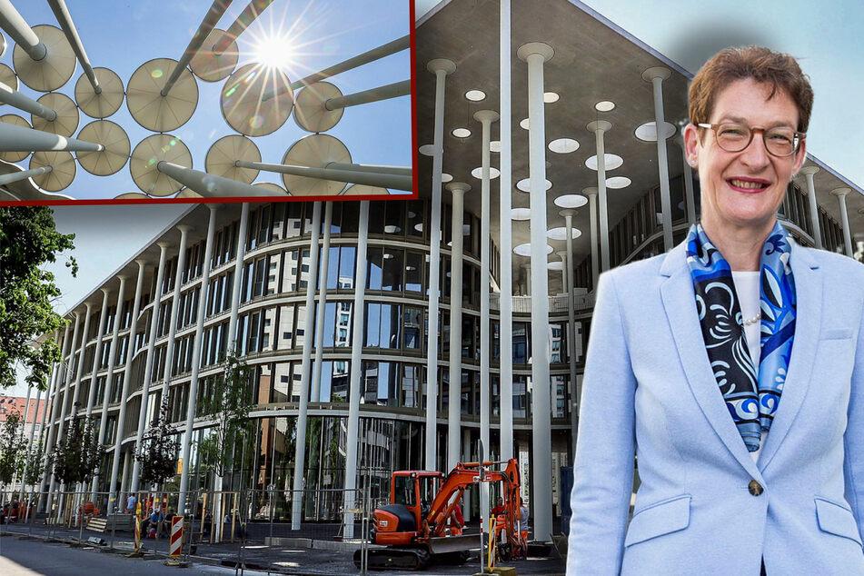 """Leipzig: Kritisiert und bewundert! Das ist der 165 Millionen Euro teure """"Palazzo Prozzo"""" der Staatsbank SAB"""