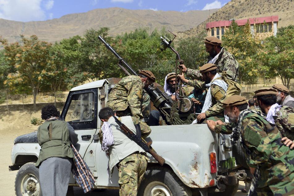 Das Pandschir-Tal ist die letzte Region, die nach der Einnahme Afghanistans durch die Taliban nicht unter deren Kontrolle steht.