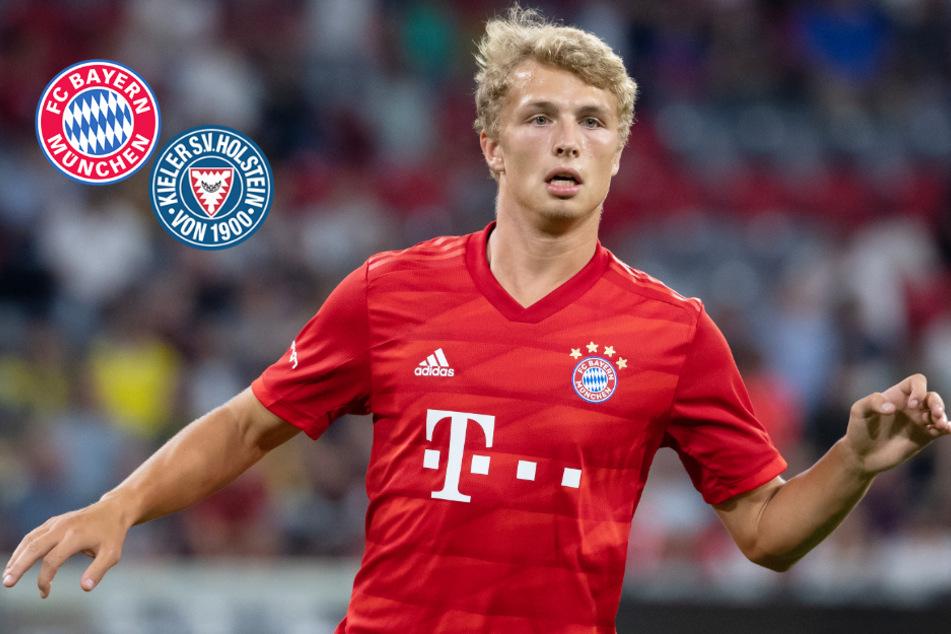 Neue Chance! Jann-Fiete Arp zieht es vom FC Bayern II zu Holstein Kiel